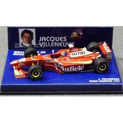 Williams FW20 Jacques Villeneuve 1998