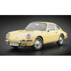Porsche 901 champagne yellow, 1964