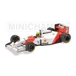McLaren Ford MP4/8 A.Senna 1993
