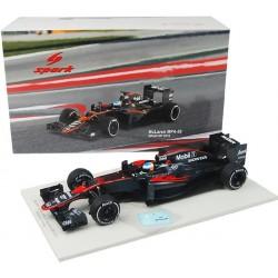 McLaren MP4-30 Fernando Alonso Spanish GP 2015