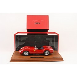 Ferrari 250 TR street 1958 with display case