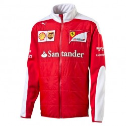 Ferrari Team Softshell Jacket