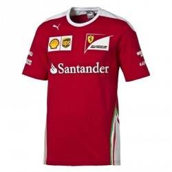 Ferrari Team Replica T-Shirt