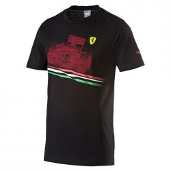 Ferrari Graphic Tee