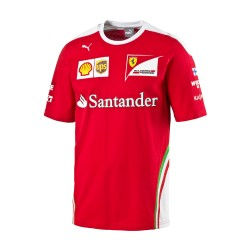 Ferrari / Kimi Räikkönen replica T-Shirt