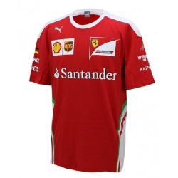 Ferrari Sebastian Vettel replica T-Shirt
