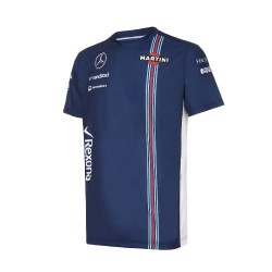 T-Shirt Williams Martini Racing
