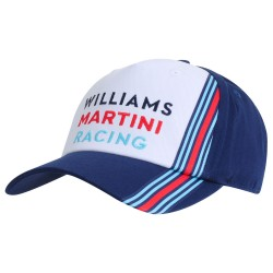 Casquette Team Williams Martini Racing
