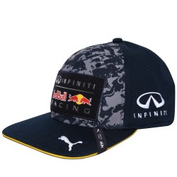 Red Bull Racing Replica Team Gear Cap