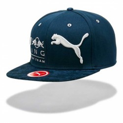 Red Bull Racing LS Block Snapback Cap
