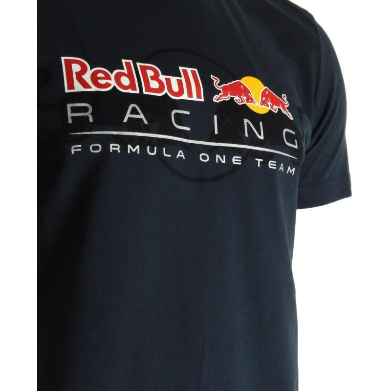 t shirt logo red bull racing formulasports. Black Bedroom Furniture Sets. Home Design Ideas