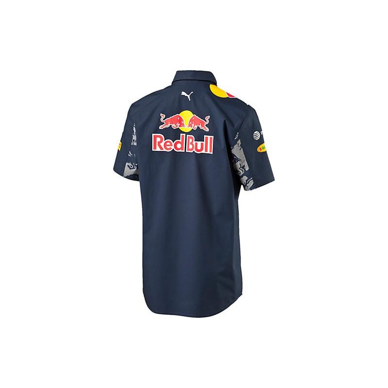 Red Bull Racing Team Shirt Formulasports