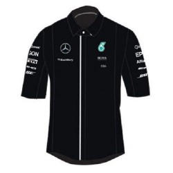 Mercedes AMG F1 Replica SS Shirt