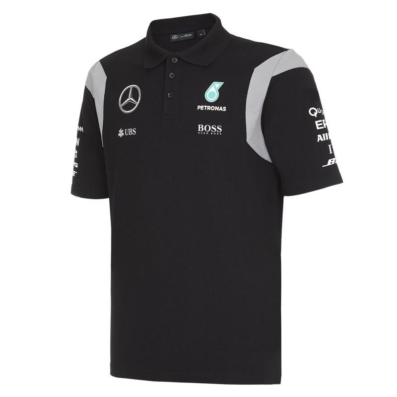 polo mercedes amg f1 formulasports