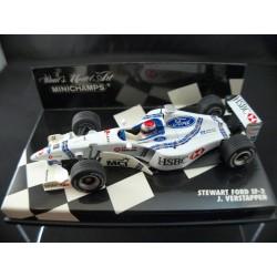 Stewart Ford SF-2 Jos Verstappen