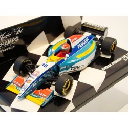 Jordan Peugeot EJR 195 R.Barrichello