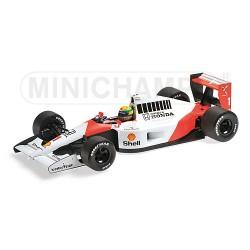 McLaren MP4/6 Ayrton Senna 1991