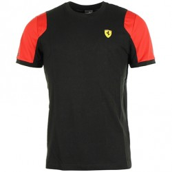 Ferrari black SF Tee