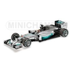 Mercedes AMG W05 Lewis Hamilton GP de Chine 2014