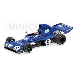 Tyrrell Ford 006 Jackie Stewart 1973
