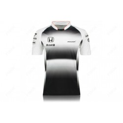 T-Shirt Team officiel McLaren Honda