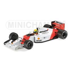 McLaren MP4/7 Ayrton Senna 1992