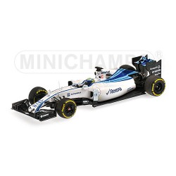 Williams Martini Racing FW37 Felipe Massa
