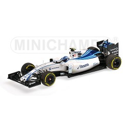 Williams Martini Racing FW37 Valtteri Bottas