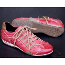 GPO Sneaker rosso corsa