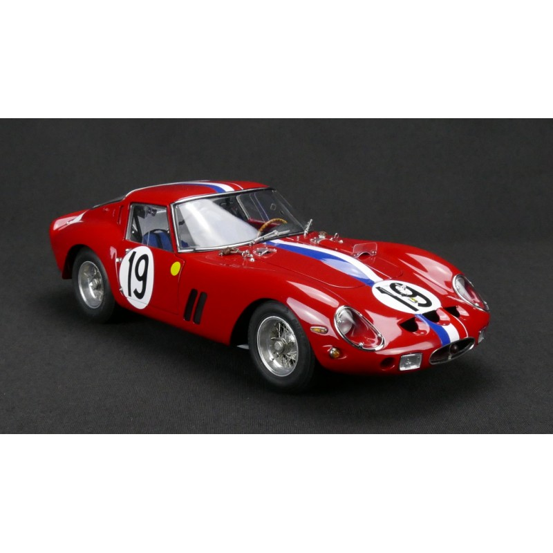 ferrari 250 gto le mans 1962 formulasports. Black Bedroom Furniture Sets. Home Design Ideas