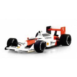 McLaren MP4/5 Ayrton Senna winner 1989 German GP
