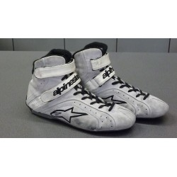2013 James Rossiter / Force India boots