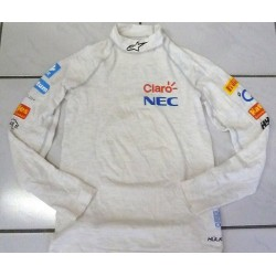 2015 Nico Hülkenberg / Force India Nomex underwear Top