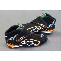 2015 Sergio Perez/Force India boots