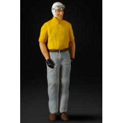 Figurine Tazio Nuvolari
