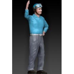 Alberto Ascari figurine
