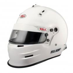 BELL GP3 Sport HANS white