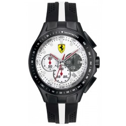 Ferrari watch Textures of Racing chronograph