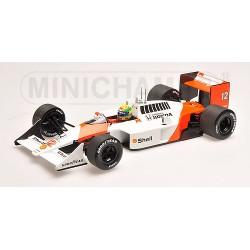 McLaren Honda MP4/4 Ayrton Senna 1988