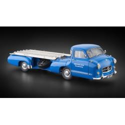"Transporteur Mercedes-Benz ""miracle bleu"" 1954/55"