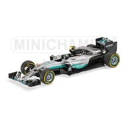 Mercedes AMG W07 Nico Rosberg 2016