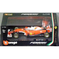 Ferrari SF16-H Sebastian Vettel