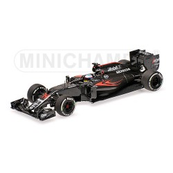 McLaren Honda MP4/31 Fernando Alonso 2016