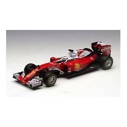 Ferrari SF16-H Vettel + Räikkönen Special Edition