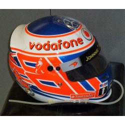 2012 Jenson Button replica helmet