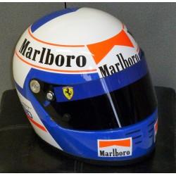 Alain Prost / Ferrari 1990 replica helmet