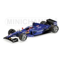Prost Peugeot AP02 J.Button 1er Test F1
