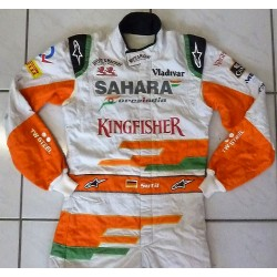 2013 Adrian Sutil / Force India suit