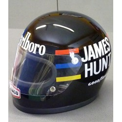 1976 James HUNT F1 replica helmet