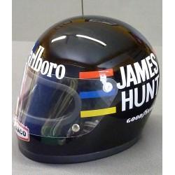 Casque replica James HUNT 1976